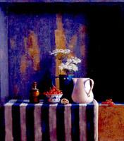 Striped Still Life II