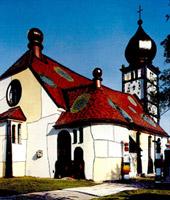 Church barnbach
