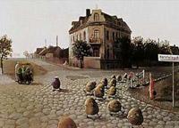 Kartoffellagerhaus