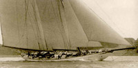 The schooner meteor IV 1913