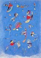Sky blue, 1940