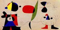 Peinture murale pour joaquim gomis, 1948