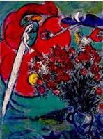 Blumenstilleben st.jean-cap ferrat