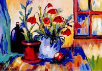 Still life'tulips'