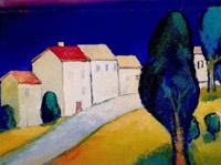 Landscape II (la bretonnier)