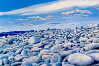 Stone beach, 1994