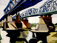 Bridges 'zaltbommel' 1997