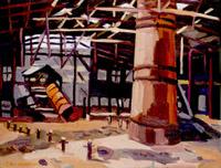 Brick-works 'herwijnen' 1997