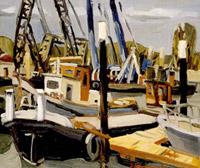 Harbour 'sleeuwijk' 1997