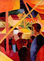 Seiltanzer, 1914