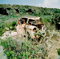 Curacao, autowrak I