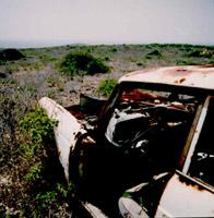 Curacao, autowrak III