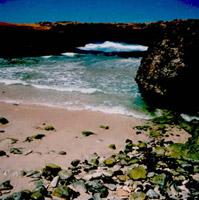 Aruba, natural brigde