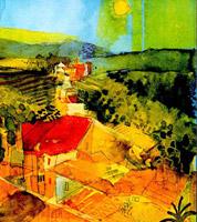 Tuscan fantasy IV
