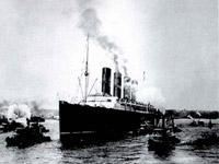 Titanic da southampton