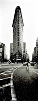 New york, flatiron building