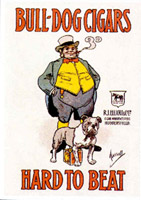 Bull dog cigars