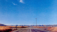 Boundary Road, Ida Valley