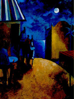Cafe la nuit